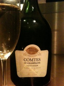 Taittinger Comtes de Champagne blanc de blancs brut 2000