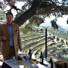 Video – tasting the Quinta do Noval 2009 Touriga Nacional with MD Christian Seely