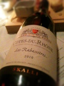Skalli Cotes du Rhone