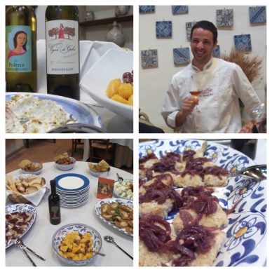 lunch & Chef Emanuele Russo