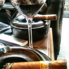 Cigars and red wine, they may not be a classic pairing but&#8230;