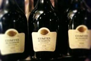 Taittinger's Comtes de Champagne
