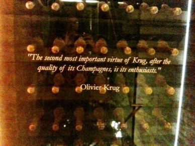 Olivier Krug quote