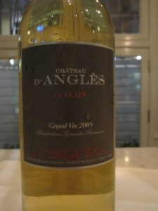 Grand Vin 2008