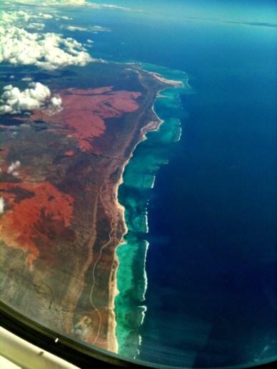 coast of Australia