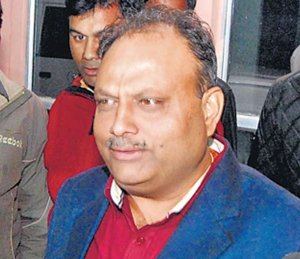 Vyapam scam accused Sudhir Sharma