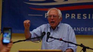 Bernie Sanders. Credit: Mark Nozell/Flickr CC 2.o