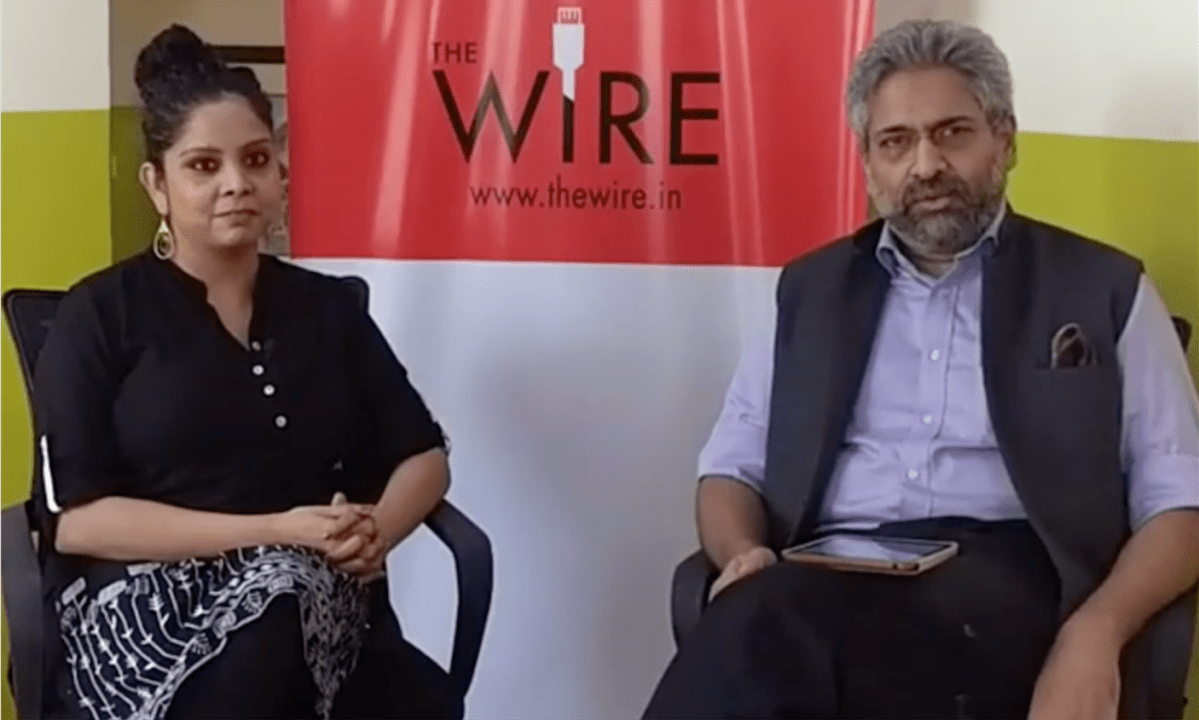 Watch: Rana Ayyub Answers Questions About Her Book On Gujarat