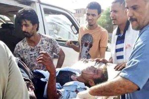 Attack by suicide bomber kills 60 in Aden, Yemen. Credit: Yemen Post Nespaper/Twitter