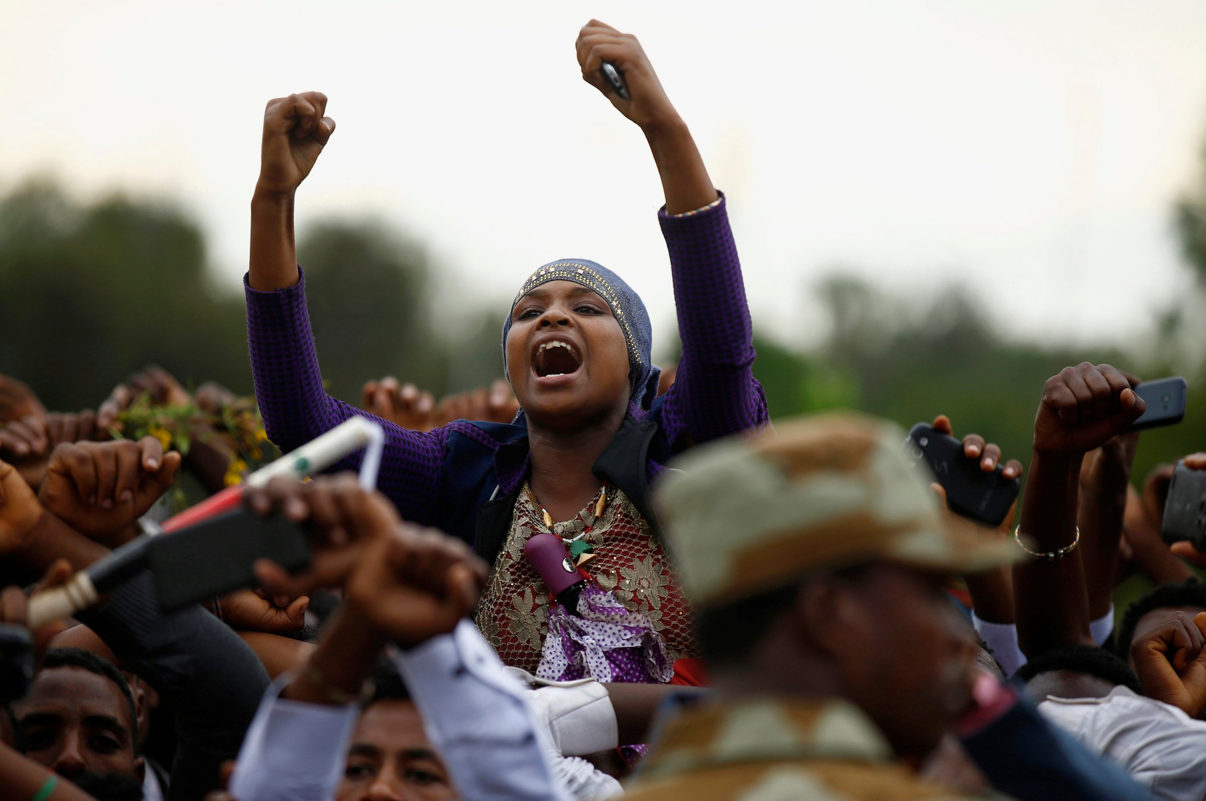 Ethiopia Declares State of Emergency Following Months of Protests