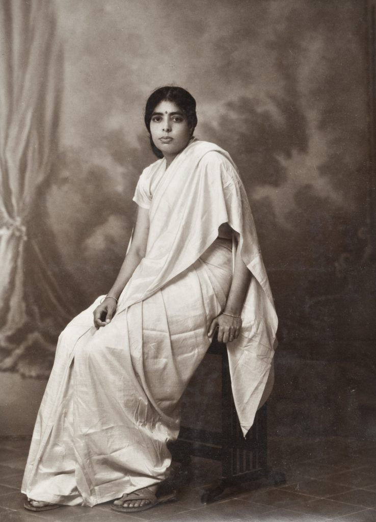 Janaki Ammal. Credit: John Innes Archives/Wikimedia Commons