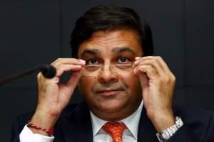 RBI governor Urjit Patel. Credit: Reuters
