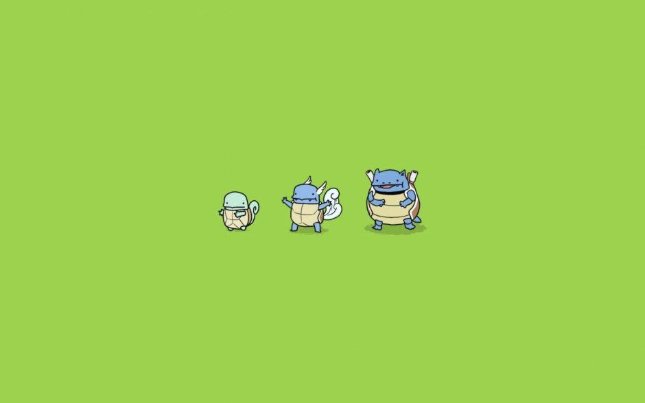 Evolving, Like Pokemon
