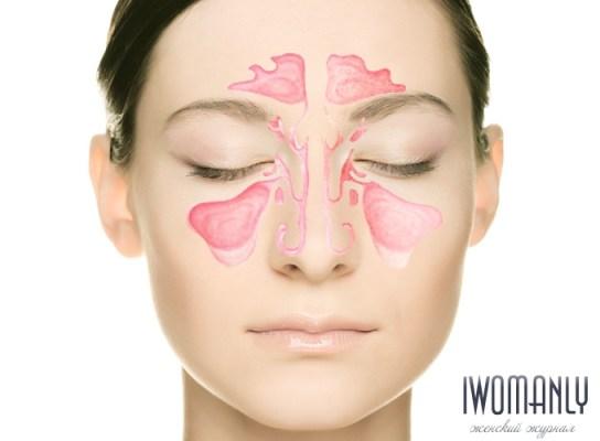прогревание носа в домашних условиях