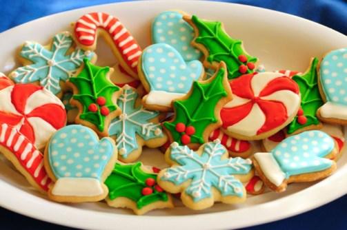 Рождественская-печенька