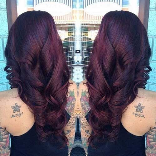 Red-Violet-Hair-Color