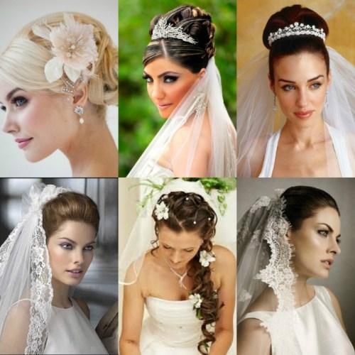 свадебные-прически-на-средние-волосы-с-фатой-много-фото