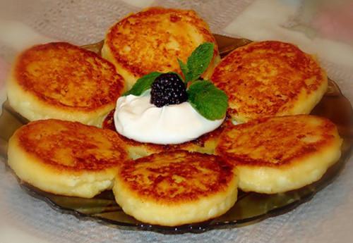 сырники из творога рецепт без яйца пошаговый рецепт