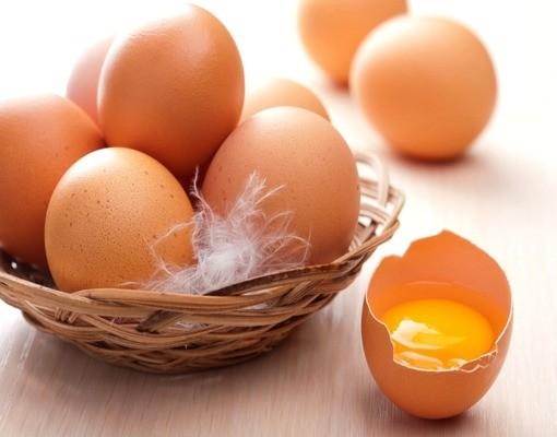 Сырые яйца полезны для беременных