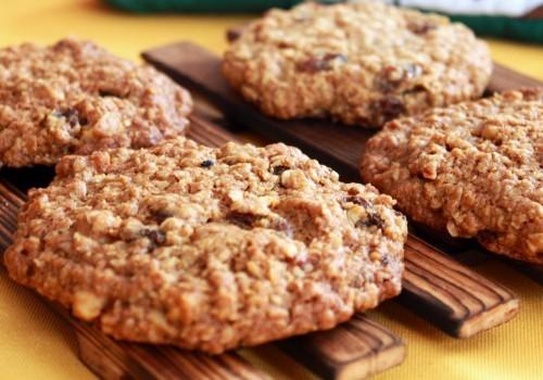 рецепт быстрого с наименьшим количеством ингредиентов печенья