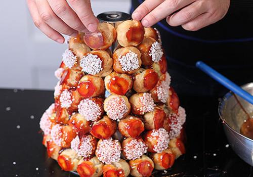 Торт крокембуш пошаговый рецепт с фото