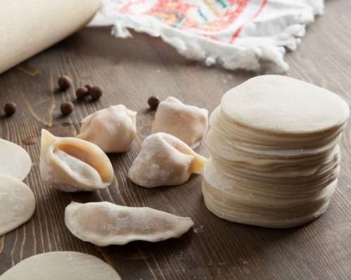 Постное тесто для пельменей домашних пошаговый рецепт