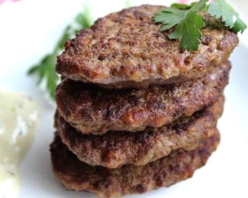 Рецепт с фото пошагово котлеты из печени