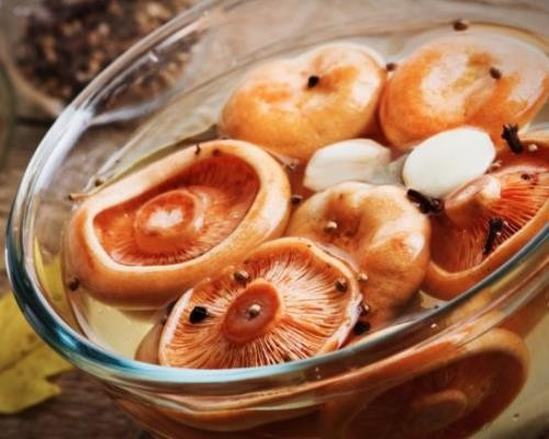 грибы которые солят фото