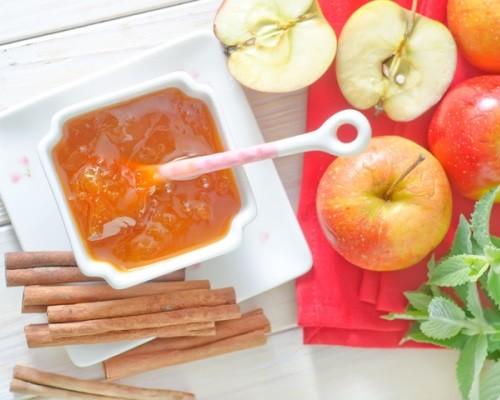 Повидло из яблок на зиму пошаговый рецепт 84