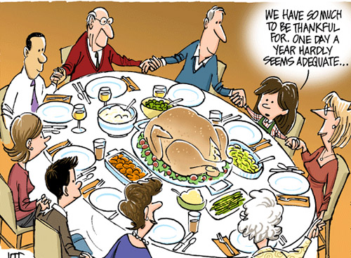 The 17 All Time Best Funny Thanksgiving Pictures