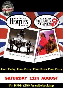 Beatles & Stones