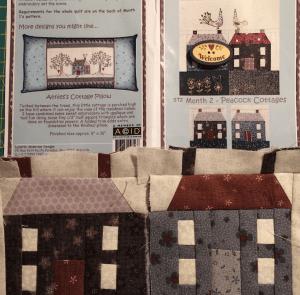 seaside town lynette anderson quilt
