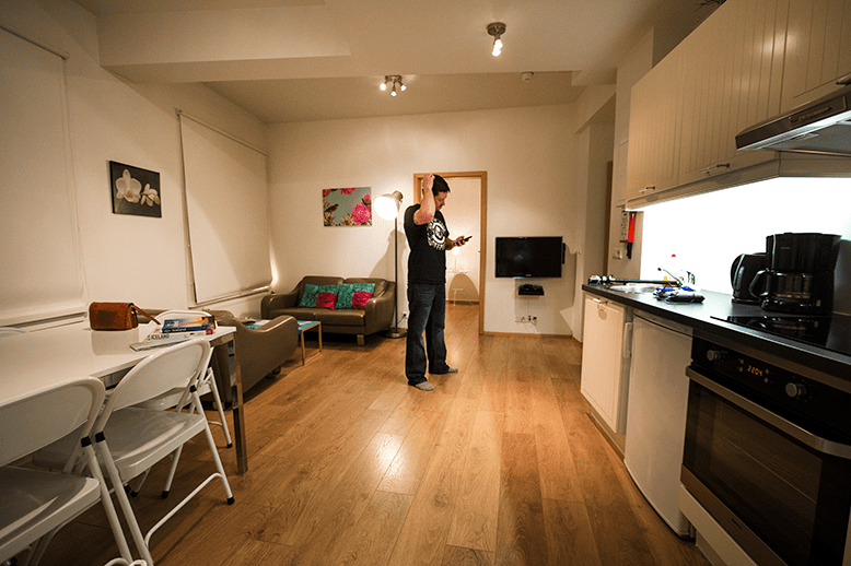 Where to stay in iceland for Rey apartments reykjavik