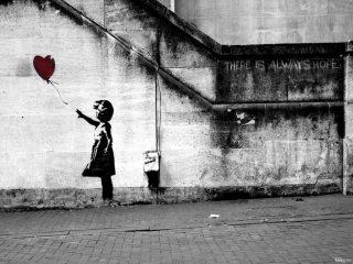 Banksy-Art-Balloon-Girl