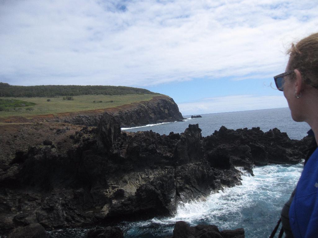 Scenery Easter Island, Rapa Nui, Hanga Roa, Vanuatu, Isla de Pascua, Chile, South America