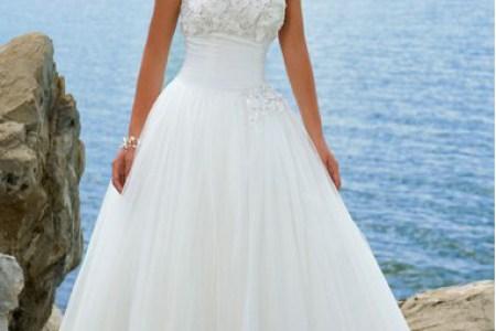beach wedding dresses 035