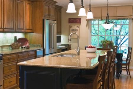 kitchen island design minimalist design 9 on kitchen design ideas