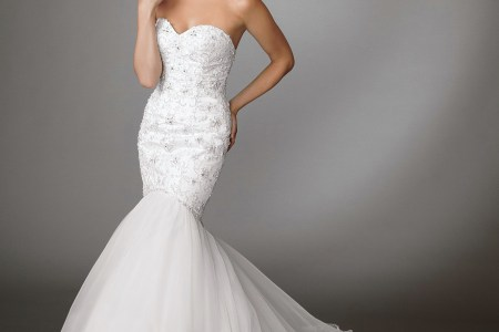 mermaid wedding gowns