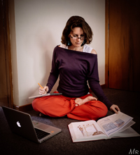 Planning a business is vital for it's success - even a yoga business.
