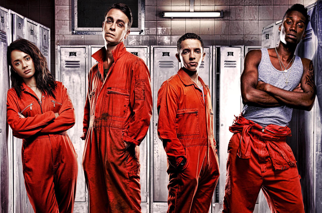 "TV Show Feature: Is ""Misfits"" worth watching anymore?"