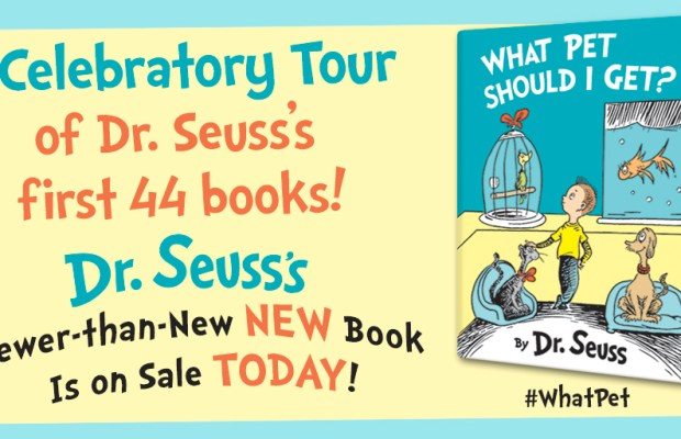 Dr Seuss Tour Banner