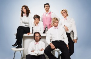 Party Down 2009 Key art