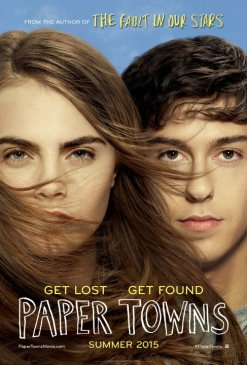 Paper Towns poster