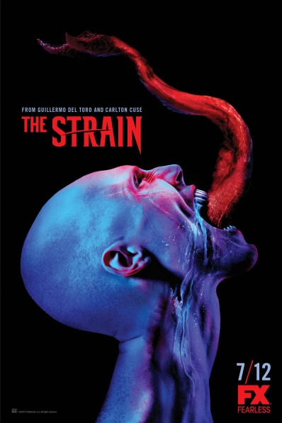 THE STRAIN -- Pictured: Key Art