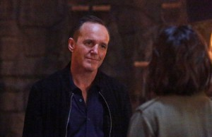 """MARVEL'S AGENTS OF S.H.I.E.L.D. - """"Purpose in the Machine"""" - Fitz and the team enlist the aid of an Asgardian to unlock the secrets of the ancient monolith that swallowed Simmons, and Agent May is at a crossroads in her personal and professional life, on """"Marvel's Agents of S.H.I.E.L.D.,"""" TUESDAY, OCTOBER 6 (9:00-10:00 p.m., ET) on the ABC Television Network. (ABC/Kelsey McNeal) CLARK GREGG"""
