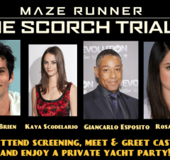 TheYoungFolks Miami Maze Runner Giveaway