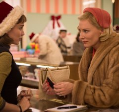 Cate Blanchett and Rooney Mara lead this beautiful and endearing love story