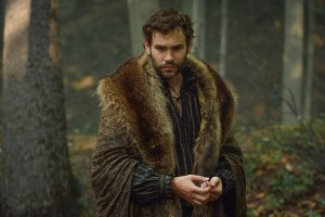 """Reign -- """"In A Clearing"""" -- Image Number: RE305a_0308.jpg -- Pictured: Rossif Sutherland as Nostradamus -- Photo: Ben Mark Holzberg/The CW -- © 2015 The CW Network, LLC. All rights reserve"""