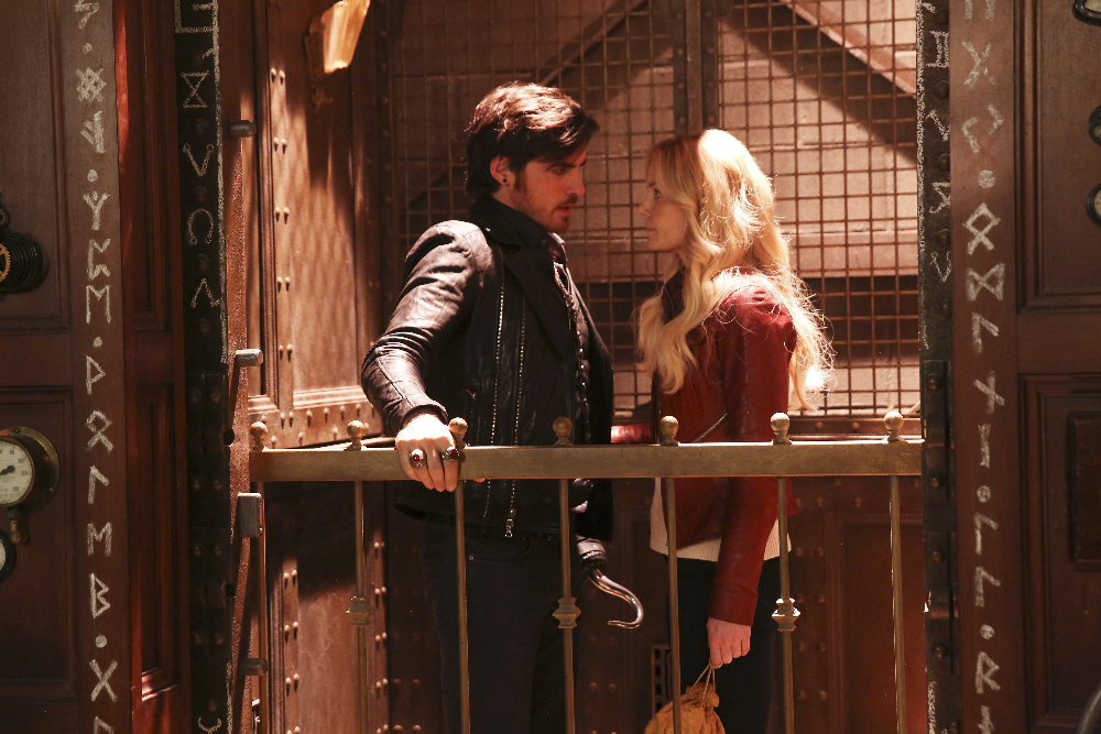 TV Review: Once Upon A Time (5x20): 'Firebird'