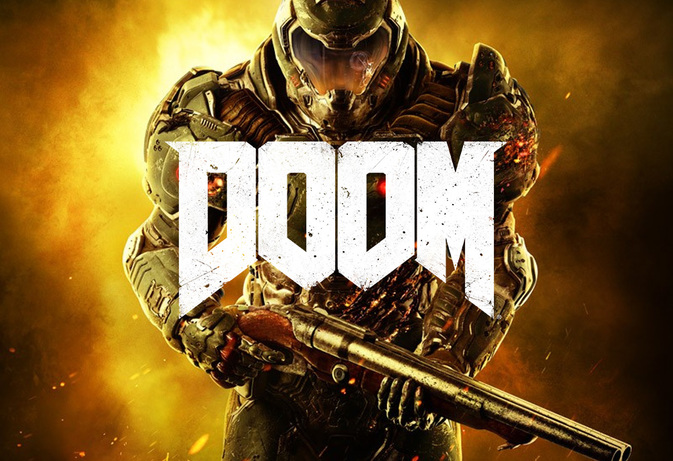 Video Game Review:  Doom